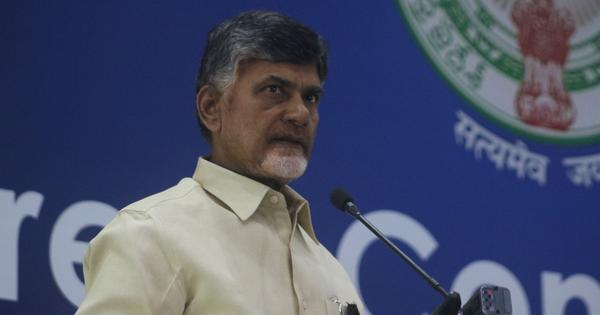 Day after no-trust vote, N Chandrababu Naidu lashes out at 'arrogant' Narendra Modi