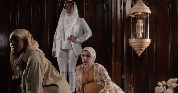 'Swaggin my hijabis': Watch this rap music video take down prejudices against Muslims' headscarves