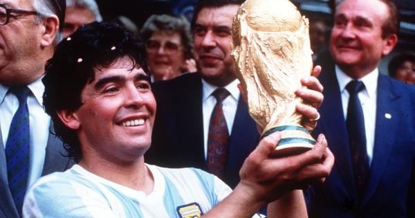 'Ciao Diego', 'You are eternal': Football icon Maradona dies at 60, tributes pour in