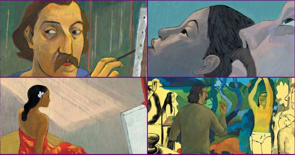 Paul Gauguin would have marvelled at this graphic novel about his life
