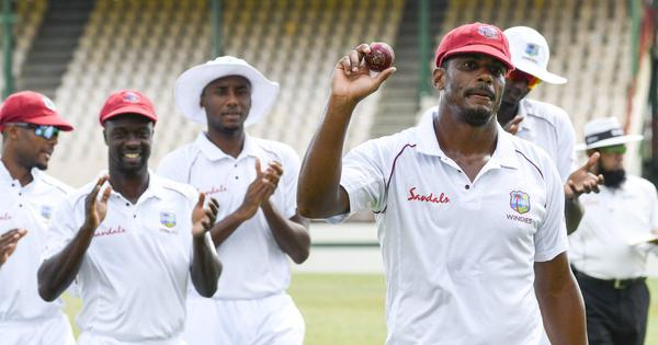Gabriel, Brathwaite help West Indies draw second Test against Sri Lanka on final day