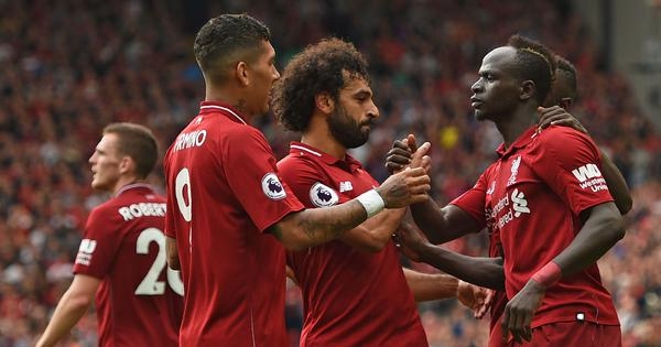 Champions League: 'Life saver' Alisson, Salah take Liverpool into last 16 with win over Napoli