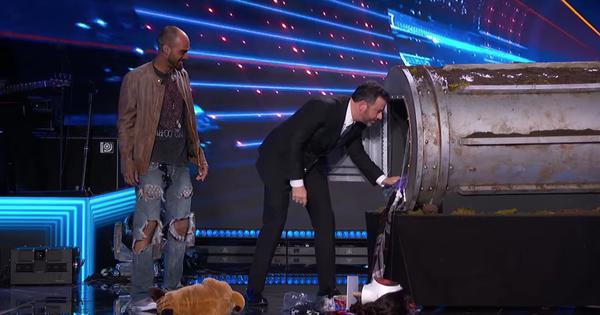 Watch: Jimmy Kimmel brings back American Idol 2006 sensation Sanjaya Malakar