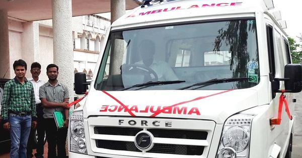 Chhattisgarh: Child on ventilator support dies in ambulance after cylinder runs out of oxygen