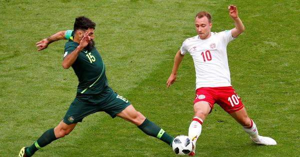 World Cup: VAR comes under scanner once again as Denmark get away with point vs Australia