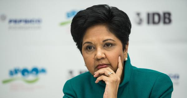 Former PepsiCo CEO Indra Nooyi joins Amazon board of directors
