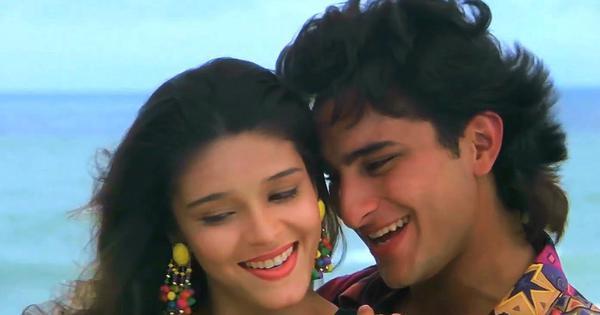आज 49 साल के हो रहे सैफ अली खान की पहली फिल्म 'परंपरा' देखना कैसा अनुभव है