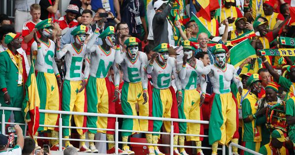 Watch: Senegal, Japan fans earn praise for post-match 'clean up act' at World Cup
