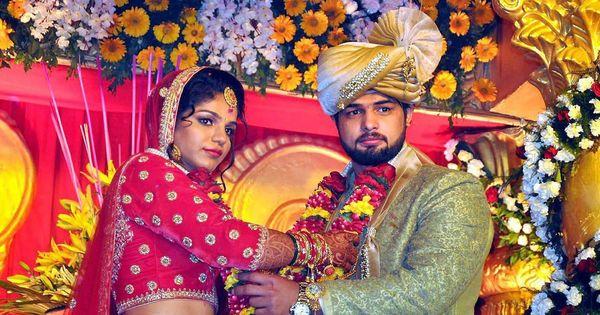 Watch: The wedding celebrations of wrestlers Sakshi Malik and Satyawart Kadian
