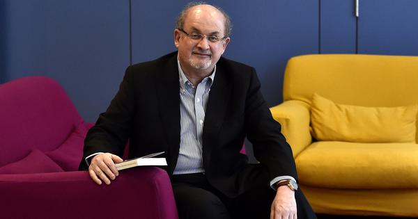 Does Salman Rushdie's decision to publish on Substack signal a threat to book publishing?