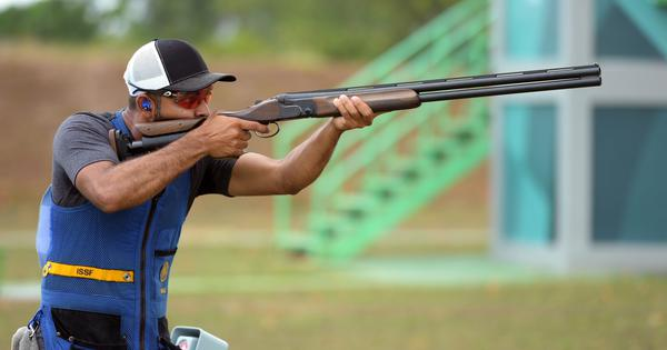 Asian Shotgun Championships: Angad Singh Bajwa bags first-ever skeet gold medal for India