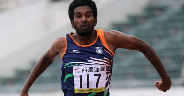 Asian junior athletics: Kamalraj, Ajit strike gold on final day; Jisna Matthew wins two more medals