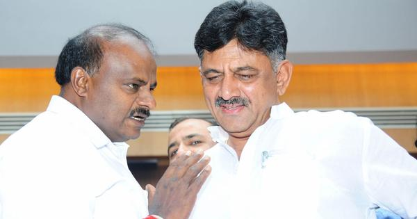 Karnataka Deputy CM says Congress-JD(S) coalition government will complete term at any cost