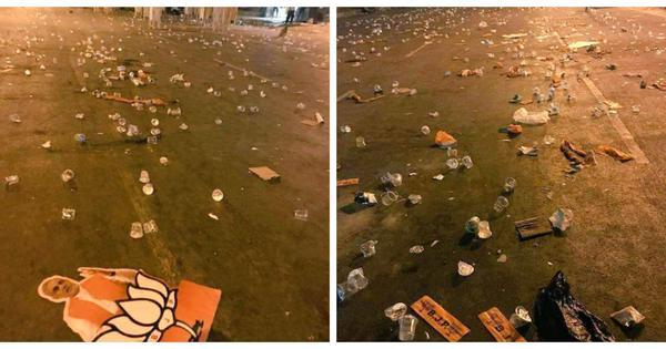 प्रधानमंत्री मोदी के रोड शो की बताई जा रहीं इन तस्वीरों का पालघर उपचुनाव से क्या संबंध है?
