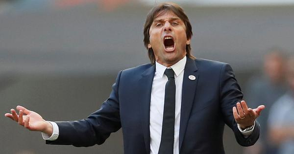 Football: Inter Milan coach Antonio Conte under police protection after receiving threatening letter