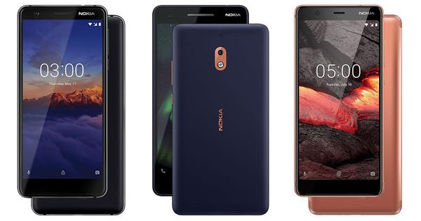 Nokia introduces three new devices ahead of August 21st event in India