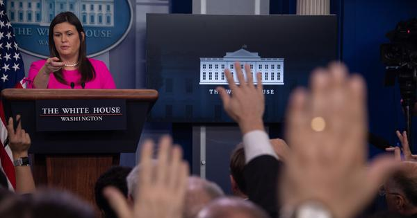 No plans to use lie detectors to find out who wrote New York Times oped on Trump, says White House