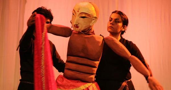 An Indian puppeteer is trying to firmly knot fringe narratives to mainstream audiences