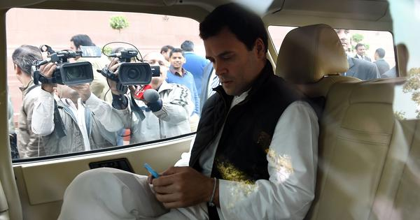 Secret of Rahul Gandhi's Twitter success: It's his use of Hindi with rhyme and rhetoric, says study