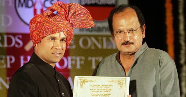 Ajit Wadekar's demise as irreparable, personal loss, says Sachin Tendulkar