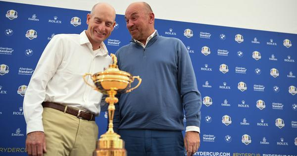After ending title drought, Tiger Woods will look to help USA clinch Ryder Cup on European soil