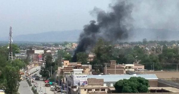 Nine killed, nearly 36 injured in multiple blasts in Afghanistan's Jalalabad: Reports