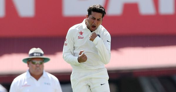 In Dharamsala, Kuldeep Yadav has his moment in the Himalayan sun