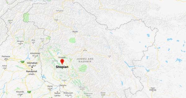 Jammu and Kashmir: Suspected militants abduct, kill three policemen in Shopian district