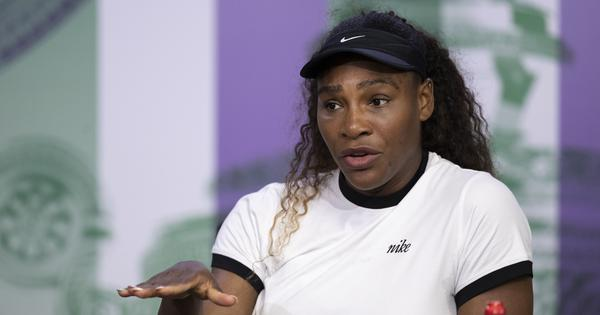 Women can't get away with even half of what a guy can do, says Serena Williams