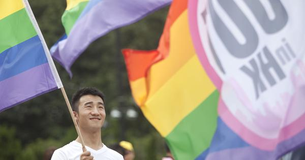 Hong Kong to allow dependent visas for overseas same-sex partnerships