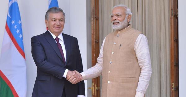 India, Uzbekistan sign agreements on collaboration in security, tourism and health