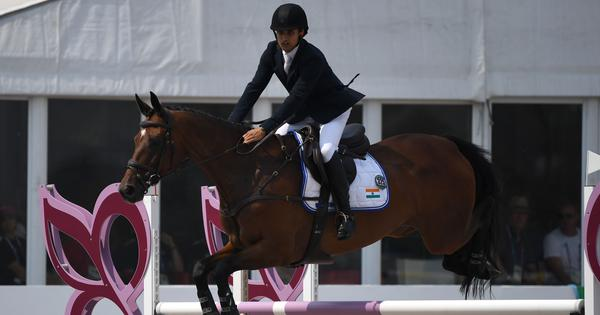 Equestrian: Asian Games champion Fouaad Mirza wins gold at Olympic qualifying event in Poland