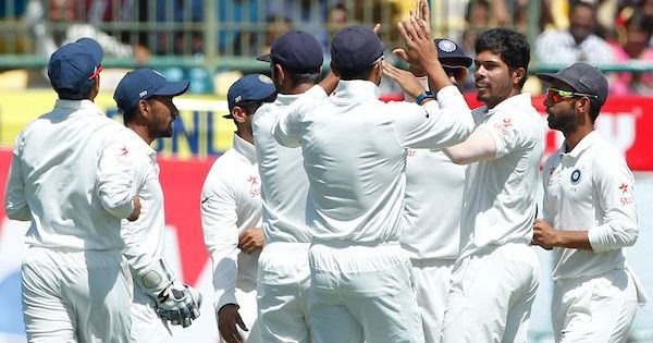 Ravindra Jadeja, Umesh Yadav put India within sight of series victory on Day 3