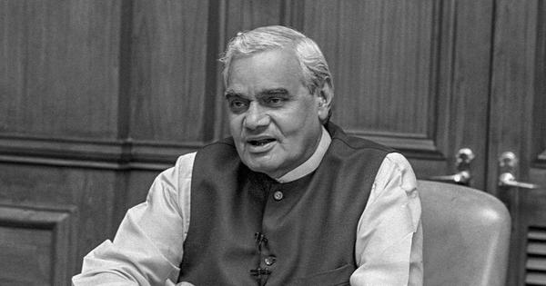Atal Bihari Vajpayee and his Achilles heel: Excerpts from Vinod Mehta's memoirs