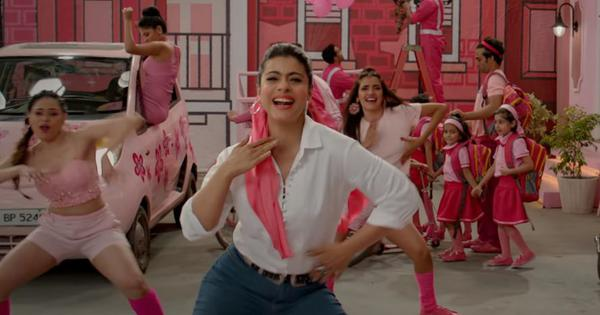Watch: Another old song gets a new twist in 'Ruk Ruk' from Kajol-starrer 'Helicopter Eela'