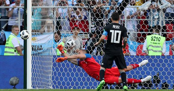 From Matroyshka dolls to Lionel Messi penalties, the best quotes from the Fifa World Cup 2018