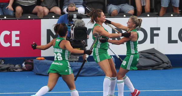Women's Hockey World Cup: Ireland stun USA, Germany and Australia register winning start