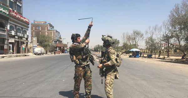 Afghanistan: Clashes between militants, security forces under way after rockets attack Kabul