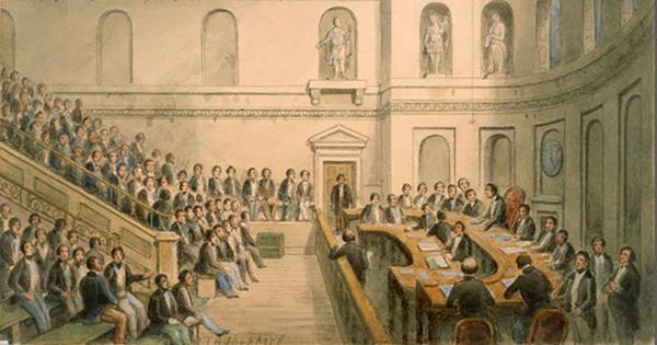 A typical day in the life of an East India Company director in the early 19th century