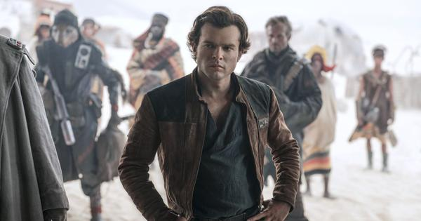 In photos: Saddle up for a space Western in 'Solo: A Star Wars Story'