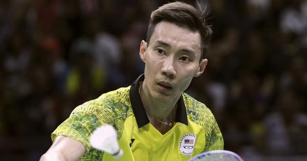 Badminton star Lee Chong Wei diagnosed  with nose cancer, to receive treatment in Taiwan
