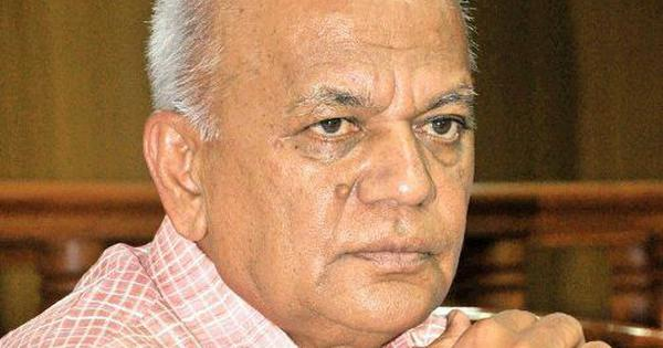 SR Patil quits as chief of Congress' North Karnataka unit over poor performance in polls