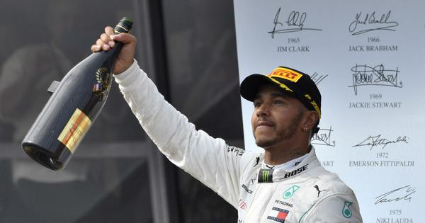 German GP: Hamilton keeps victory despite stewards summons after aborted pit stop