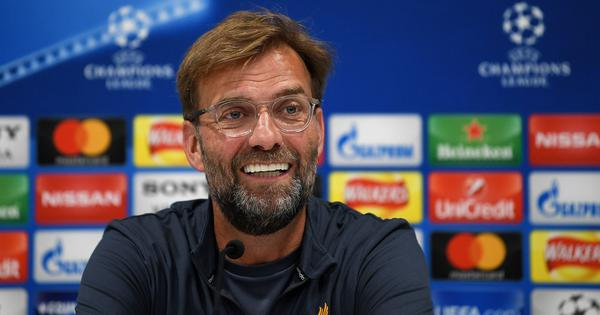 'They don't hang silver medals at Melwood': Klopp hopes to end winless run in finals