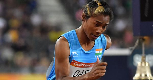 Hima Das promised 'end to end' support by Sports India towards Tokyo 2020 preparations
