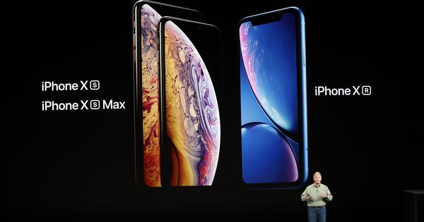 Apple introduces three new iPhones with dual SIM support, and watch with an ECG sensor