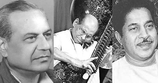Listen: Vocal and instrumental renditions of the raag Badhans Saarang