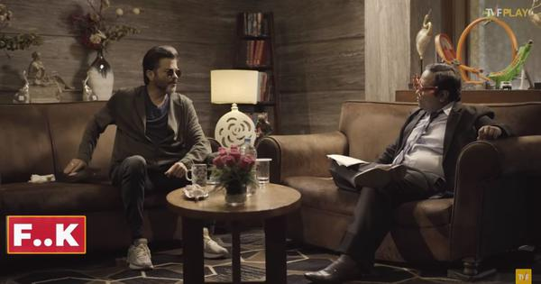 Watch: Anil Kapoor goes head to head with 'Arnub' in this spoof interview