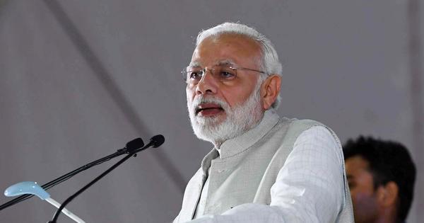 भारत की अर्थव्यवस्था 2022 तक दोगुनी हो जाएगी : नरेंद्र मोदी