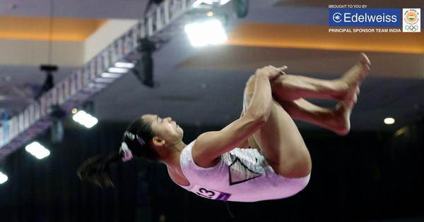Asian Games 2018: Gymnast Dipa Karmakar pulls out of team final after aggravating knee injury